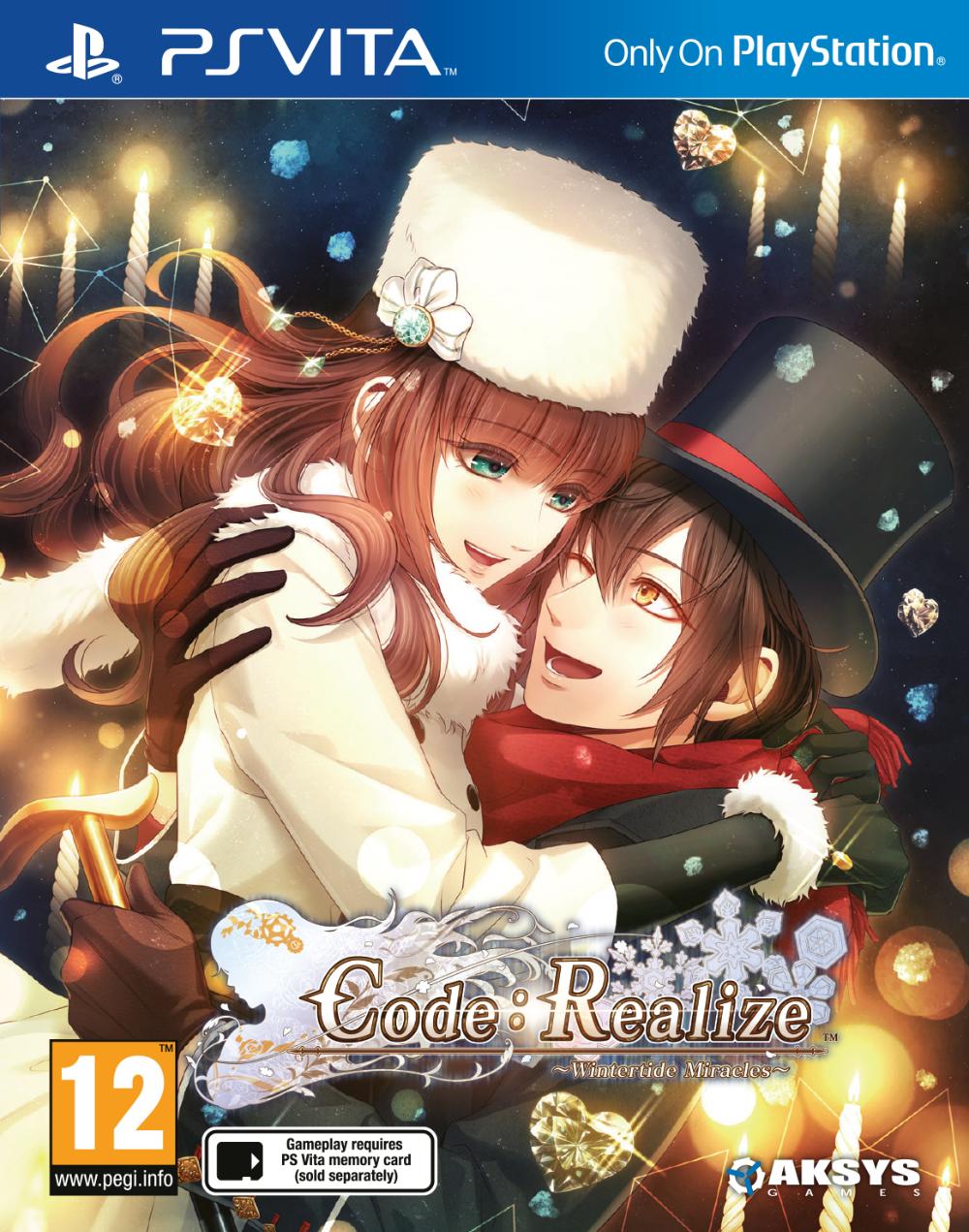 Bilde av Code: Realize ~wintertide Miracles~