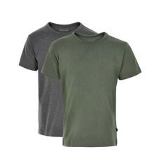 MINYMO - Basic 32 - T-shirt 2-pak