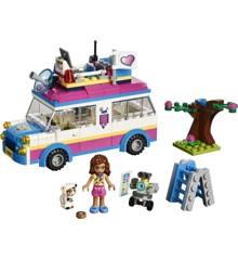 LEGO Friends - Olivias missionskøretøj (41333)