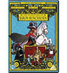 Adventures of Baron Munchausen, The - DVD