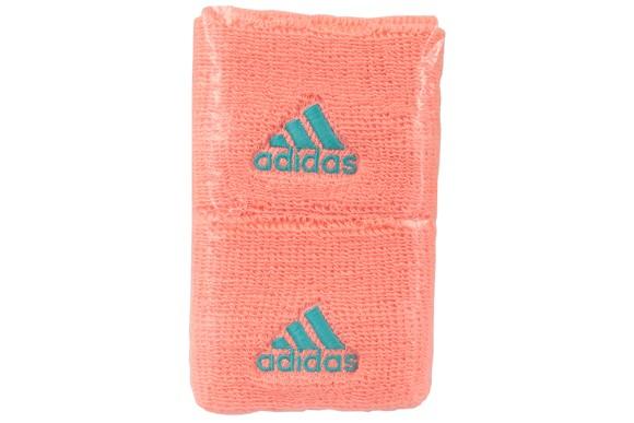 Adidas Tenis Wristband S AI9043, Unisex, Orange,