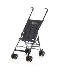 Babytrold - Speed Paraply Klapvogn - Black