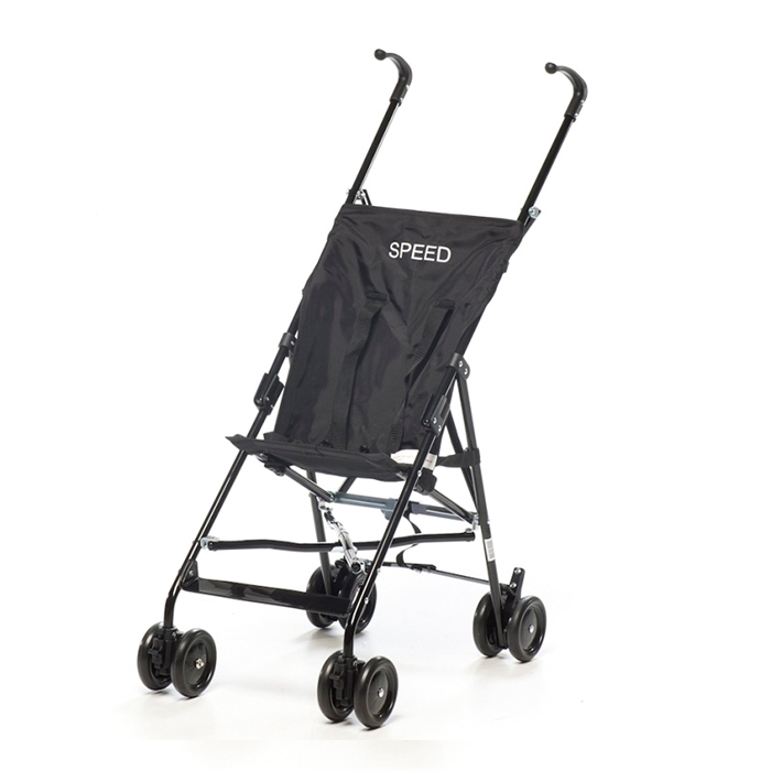 Babytrold - Speed Pushchair - Black