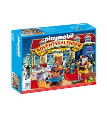 Playmobil - Julekalender - Jul i legetøjsbutikken (70188)