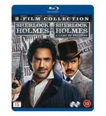 Sherlock Holmes Collection, The (2 film) (Blu-ray)