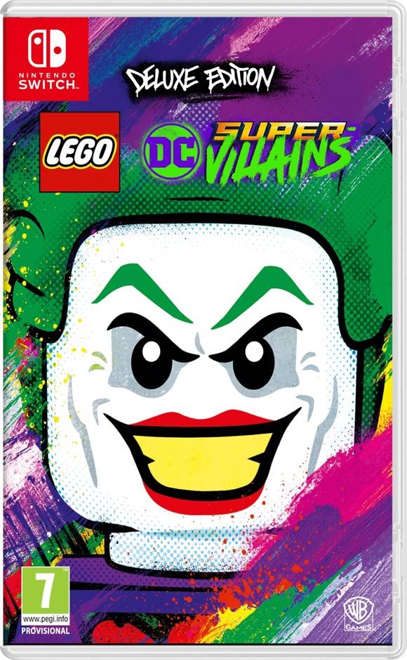 LEGO DC Super Villains Deluxe Edition