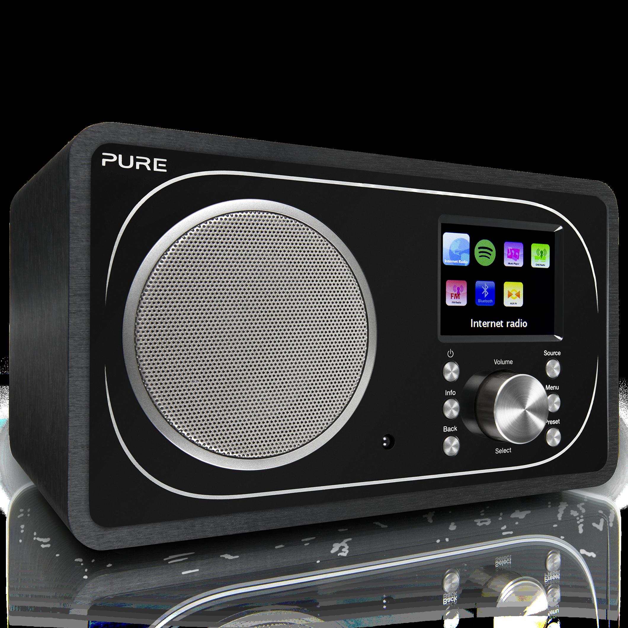Pure - Evoke F3 BT Internet/FM/DAB+ Radio