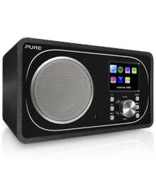 Pure - Evoke F3 BT Internet/FM/DAB+ Radio