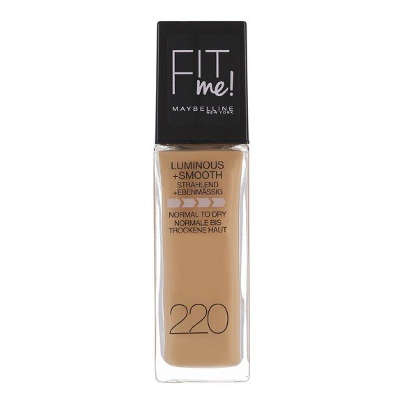 Maybelline - Fit Me Luminous & Smooth Foundation - Natural Beige 220