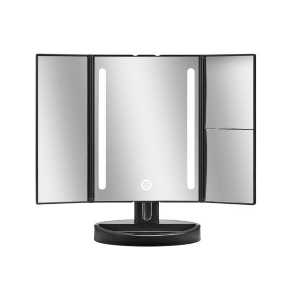 Gillian Jones - LED Bordspejl m. Side Paneler x1 x3 x5
