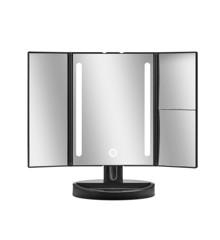 Gillian Jones - LED Table Mirror w. Side Panels x1 x3 x5