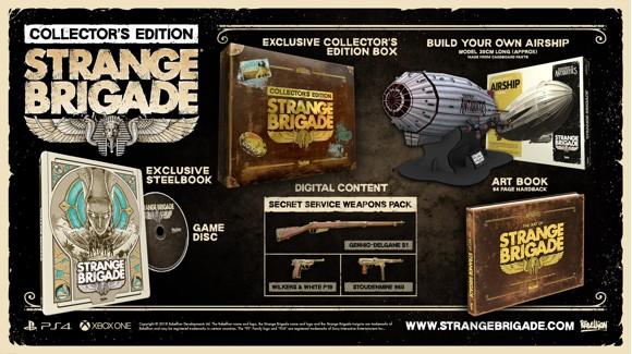 Strange Brigade (Collectors Edition)