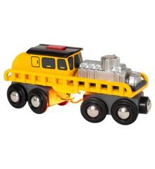 BRIO - Spor reparationsvogn (33897)