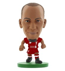 Soccerstarz - Liverpool Fabinho - Home Kit (2020 version)