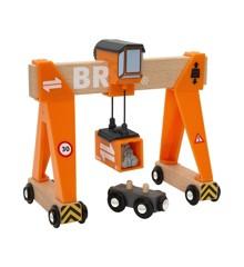 BRIO Togbane - Containerbro (33732)
