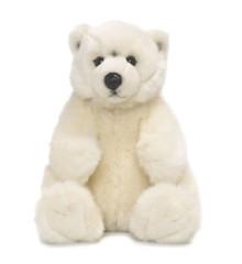WWF - Isbjørn bamse - 22 cm