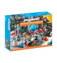 Playmobil - Julekalender - Top Agents (9263)