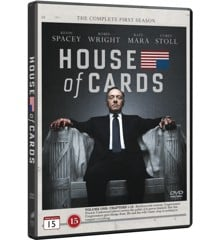 House of cards - season 1 - DVD