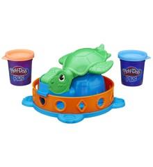 Play-Doh - Twist N' Squish Skildpadde (A0653EU50)