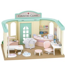 Sylvanian Families - Country Doctor (5096)