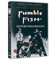 Rumble Fish - DVD