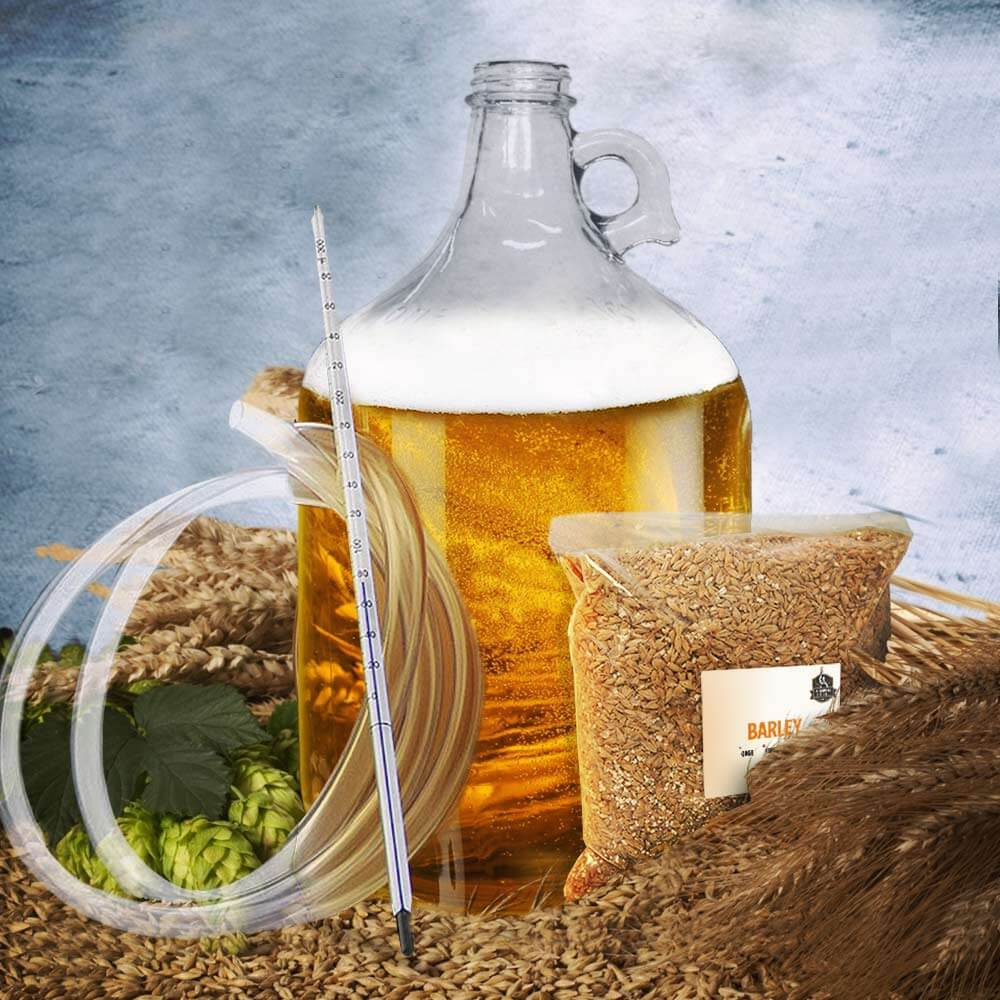 Dutch Beer Brew Making Set - IPA (04557.IPA)