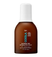 Coola - Organic Sunless Tan Anti-Aging Face Serum 50 ml