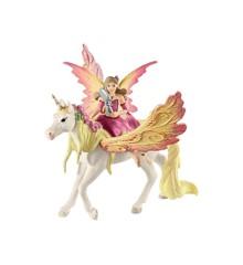 Schleich - Bayala - Fairy Feya with Pegasus unicorn (70568)