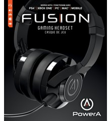 PowerA Headset Fusion Gaming Headset