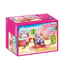 Playmobil - Babys værelse (70210)