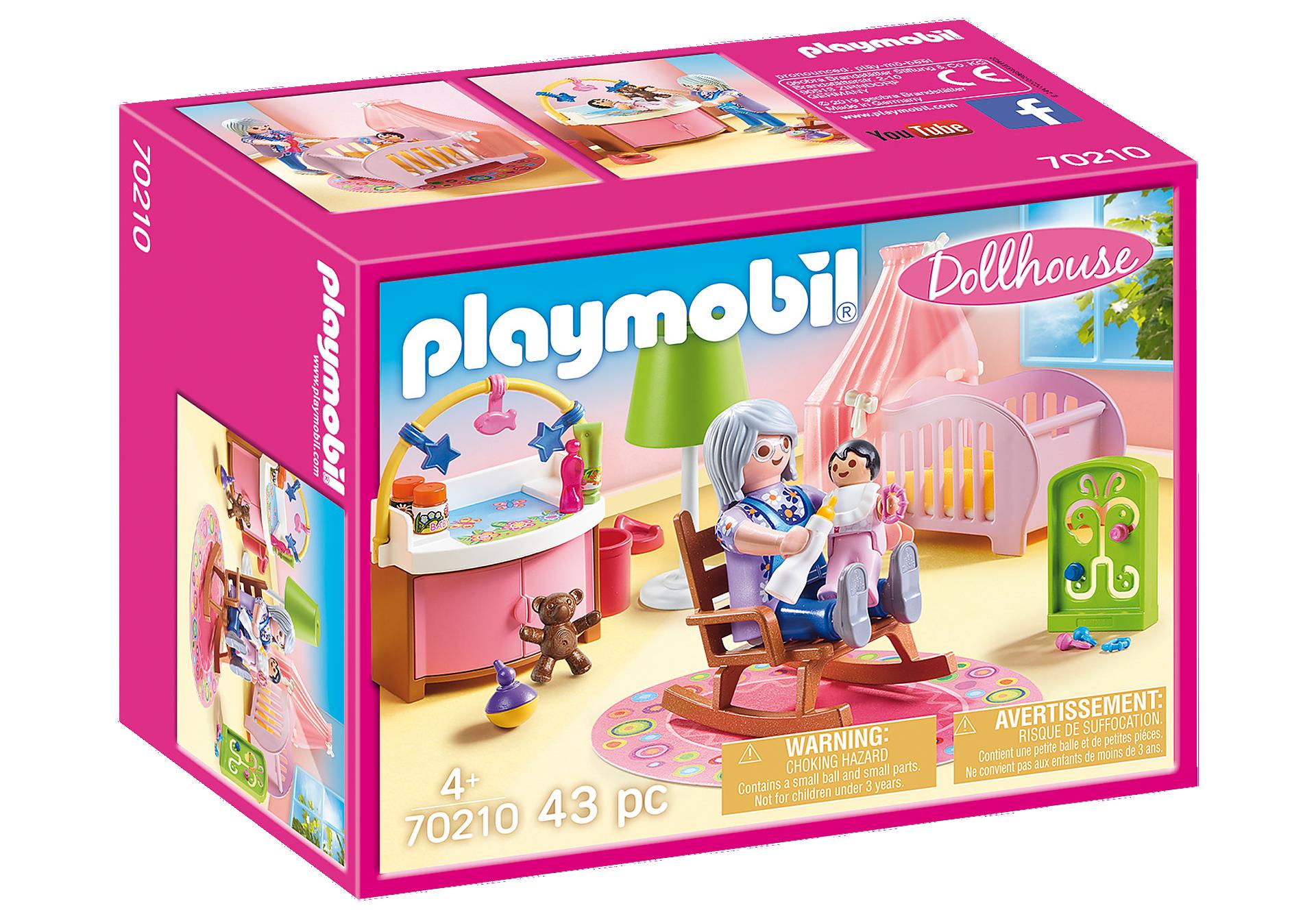 Playmobil - Nursery (70210)