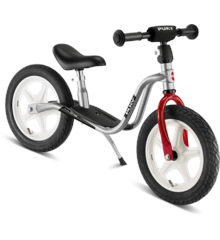 PUKY - LR 1L Balance Bike - Silver/Red (4020)