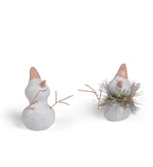 Medusa Copenhagen - Snowman - White (831067)