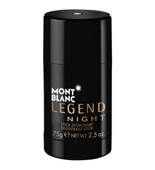 Montblanc - Legend Night Deo Stick 75 g