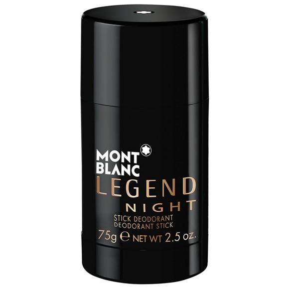 Montblanc - Legend Night Deo Stick 75 g
