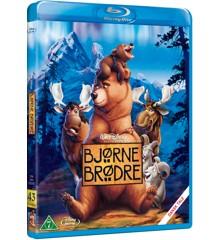 Disneys Bjørne Brødre (Blu-Ray)