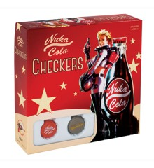 Fallout Nuka Cola Checkers