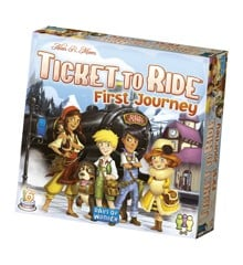 Ticket to Ride - First Journey Nordic