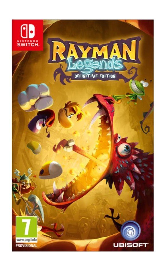 Rayman Legends - Definitive Edition