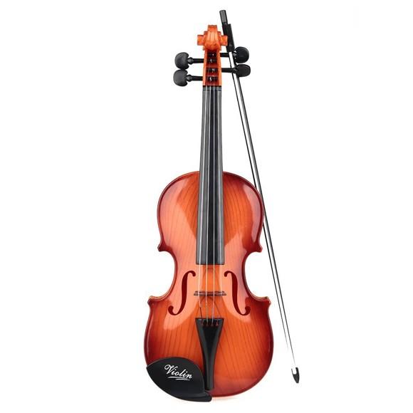 Bontempi - Violin med 4 strenge og bue (291100)