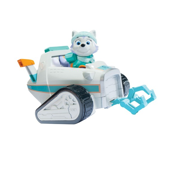 Paw Patrol - Basis Køretøj- Everest Snowmobile