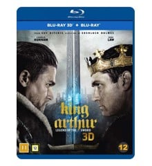 King Arthur: Legend of the Sword - (3D Blu-Ray)