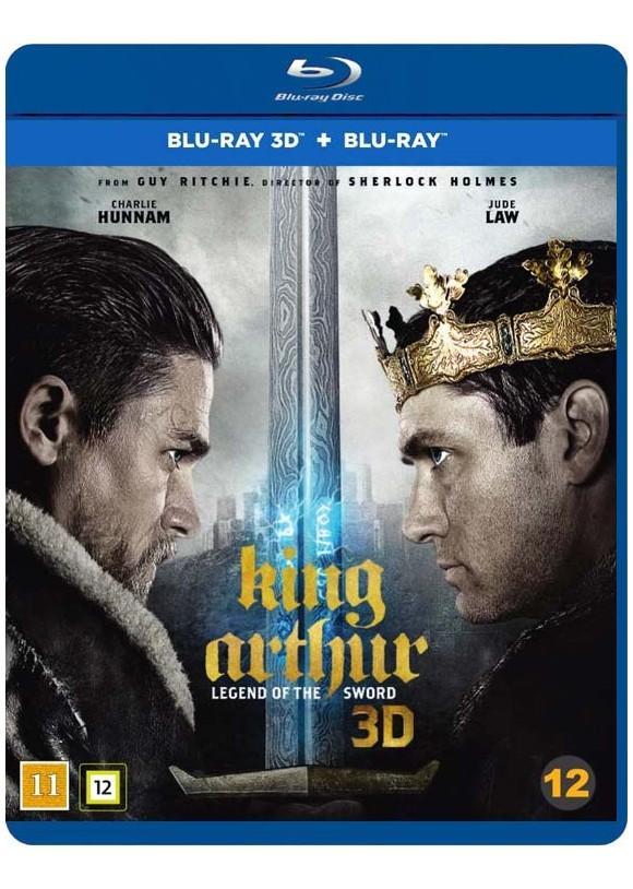 King Arthur: Legend of the Sword - (3D Blu-Ray)