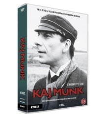 Kaj Munk: Hele serien - DVD
