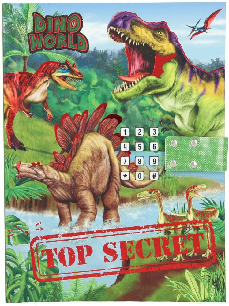 Dino World - Diary w/Code and Sound (0410972)