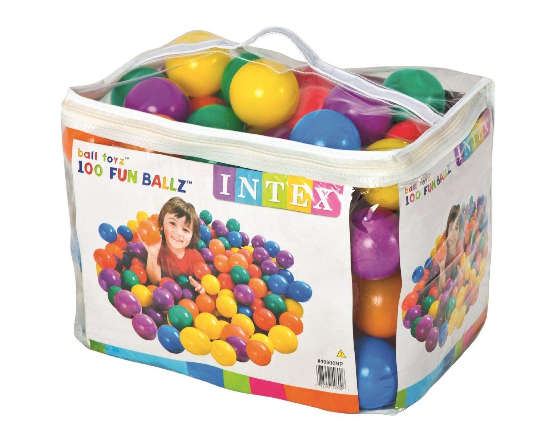 INTEX- - Balls (649600)