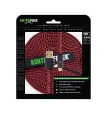 KontrolFreek USB Cable (Red/Black)