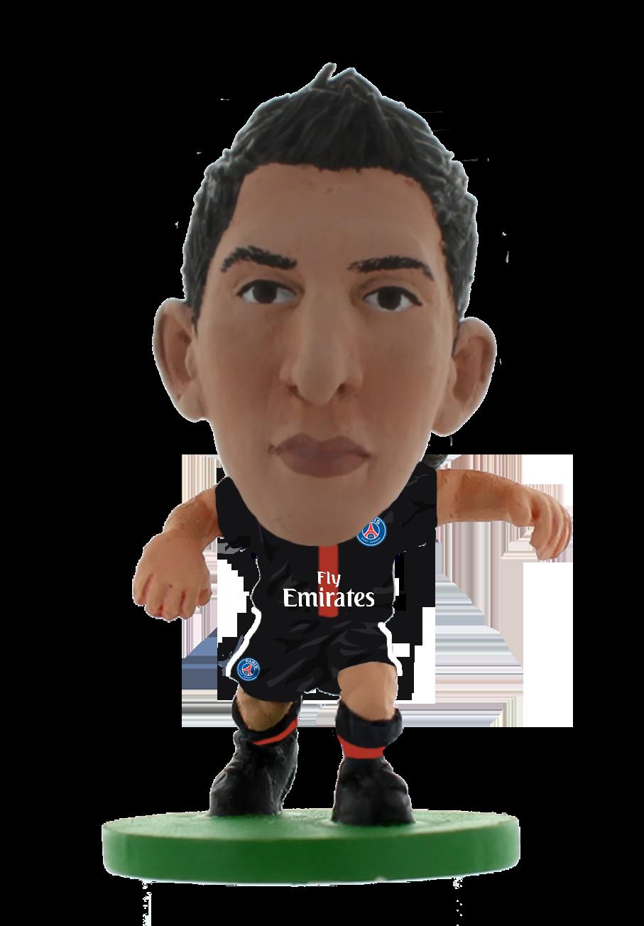 Soccerstarz - Paris St Germain Angel Di Maria - Home Kit (2020 version)