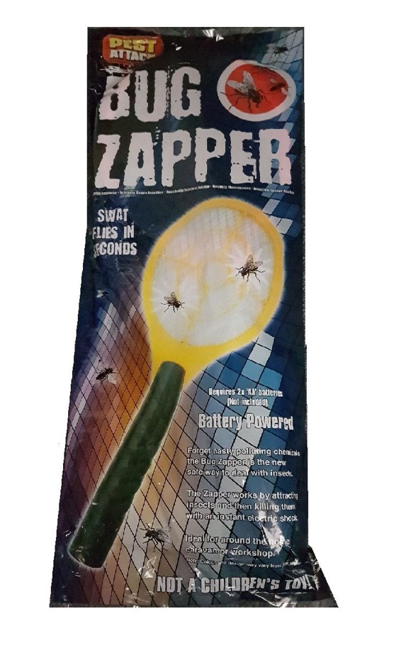 Pest Attack - Bug Zapper (pink) #086553 Pms
