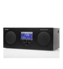 Tivoli Audio - Music System Three Plus DAB+/FM BT Radio  Sort